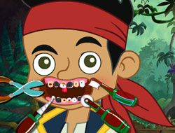 Jakes Never Land Pirate Dentist