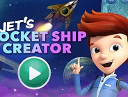 Jet's Rocket Ship Creator