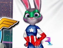 Judys Super Hero Style