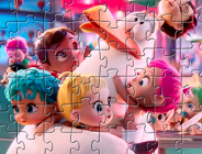 Junior and Babies Puzzle