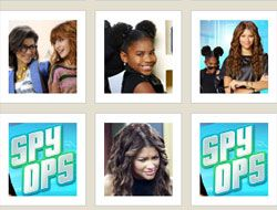 KC Undercover Memory Game