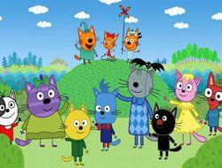 Kid-e-Сats Find Cats 2