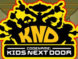 Kids Next Door Code Breakers