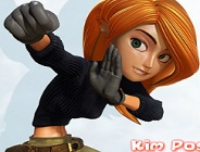 Kim Possible Rotate Puzzle