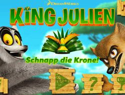 King Julien Grab the Crown