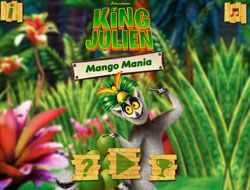 King Julien Mango Mania