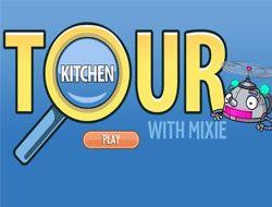 Kitchen Tour with Mixie