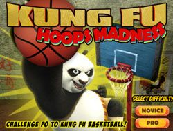 Kung Fu Hoops Madness