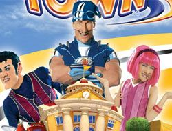 LazyTown Hidden Numbers