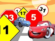 Learn Math With Cars