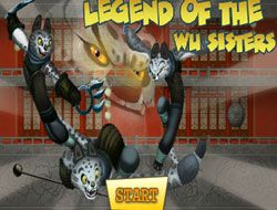 Legend of the Wu Sisters