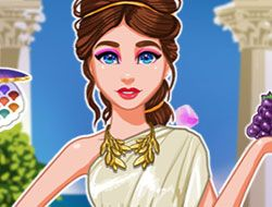 Legendary Fashion Greek Goddess