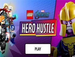 Lego Avengers Hero Hustle
