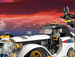 Lego Batman Car Differences