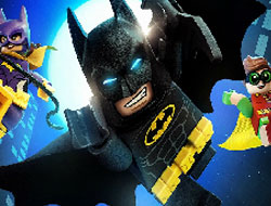 Lego Batman Puzzle