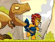 Lego Chima Jurassic Park 2