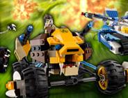 Lego Chima Race