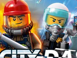 Lego City Hero Academy City Dash