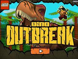 Lego Dino Outbreak