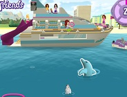 Lego Friends Dolphin Hoops