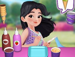 Lego Friends Ice Cream For All