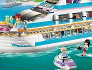 Lego Friends Skijet Fun