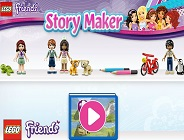 Lego Friends Story Maker