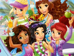 Lego Friends The Big Party