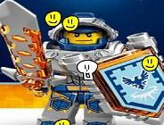 Lego Nexo Knights Avoider