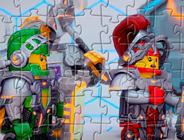 Lego Nexo Knights Jigsaw