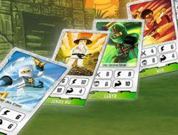 Lego Ninjago Cards Duel
