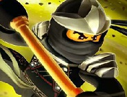 Lego Ninjago Death Wheel