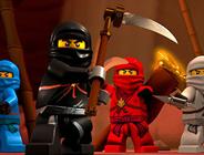 Lego Ninjago Jigsaw