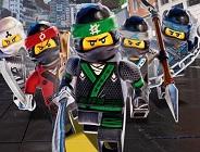 Lego Ninjago Movie Slider Puzzle