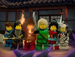 Lego Ninjago Return of the Oni