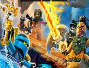 Lego Ninjago Skybound