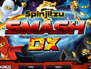 Lego Ninjago Spinjitzu Smash DX