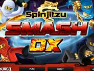 Lego Ninjago Spinjitzu Smash DX