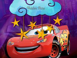 Lighting McQueen Hidden Stars