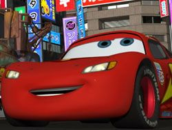 Lightning McQueen Hidden Letters