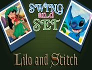 Lilo and Switch Swing and Set