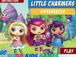 Little Charmers Differences