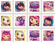 Little Charmers Memory Game