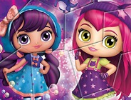Little Charmers Spin Puzzle