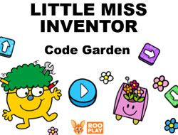 Little Miss Chatterboxs Garden