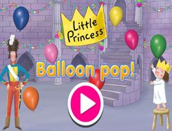 Little Princess Balloon Pop