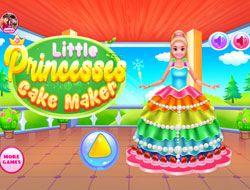 Little Princess Cake Maker
