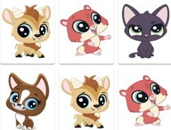 Littlest Pet Shop Memory