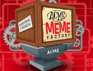 Looney Tunes Acme Meme Maker