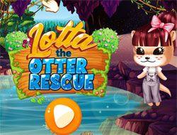 Lotta the Otter Rescue